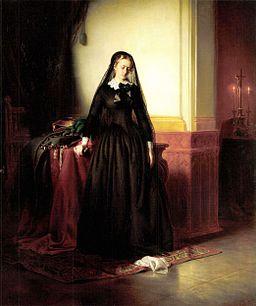 Borsos Widow 1853