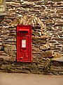 Boscastle, postbox No. PL35 74 - geograph.org.uk - 1466512.jpg