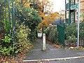 Bournemouth, footpath B07 to Bourne Avenue - geograph.org.uk - 1038870.jpg