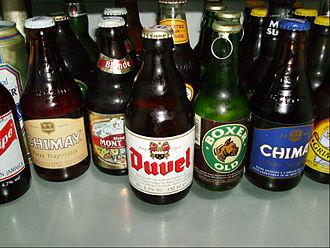 Glass bottle - Various beer bottles