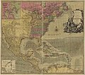 Bowles's new map of North America and the West Indies, exhibiting the British Empire therein with the limits and boundaries of the United States as also the dominions possessed in that quarter, by the LOC gm71005458.jpg