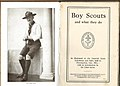 Boy Scouts and What They Do (1913) - frontispiece and title page.jpg
