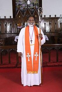 Oommen George 21st-century Indian bishop