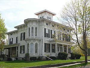 National Register of Historic Places listings in Montgomery County, New York
