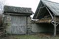 Brama i otoczenie w gospodarstwie - Nidż, Azerbejdżan.jpg