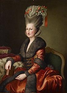 Maria Amalie Auguste (Quelle: Wikimedia)