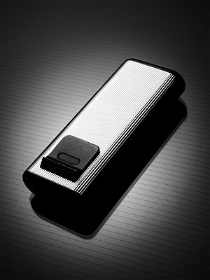 Dieter Rams - Image: Braun Dieter Rams Lighter Austin Calhoon Photograph