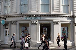 Bravissimo (company) - Bravissimo Store