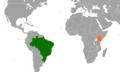 Brazil Kenya Locator.png