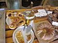 Breads on Oak Counter Treats 1.JPG