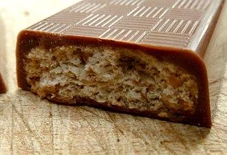Breakaway (biscuit) - Image: Breakaway (8)