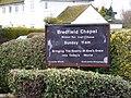Bredfield Chapel Notice Board - geograph.org.uk - 1126721.jpg