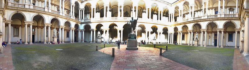 Brera academy wikipedia for Accademia di design milano