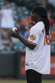 Breshad Perriman Baltimore Ravens Game Jersey