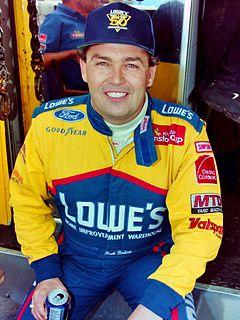 Brett Bodine Racecar driver
