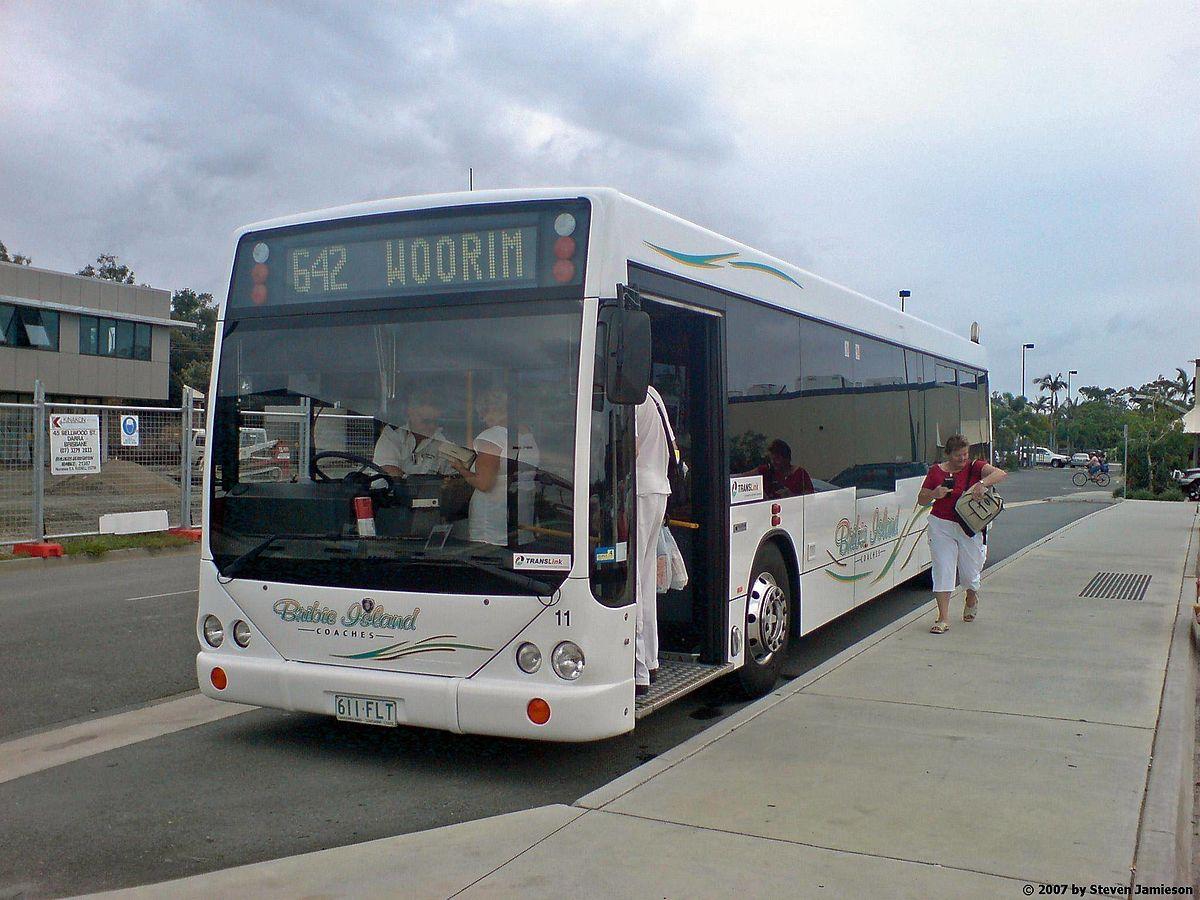 Bribie Island Bus Stop Upgrade