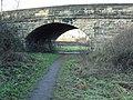 Bridge at East Whitburn - geograph.org.uk - 1119227.jpg