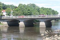 Bridge atop the Union River in Ellsworth, ME IMG 2396.JPG