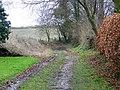 Bridleway, Lane End - geograph.org.uk - 1148246.jpg
