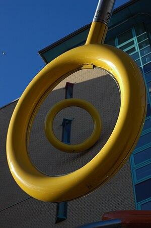 Bristol Children's Hospital Sculpture