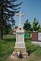 Brno-Řečkovice - kříž v ulici Terezy Novákové.jpg