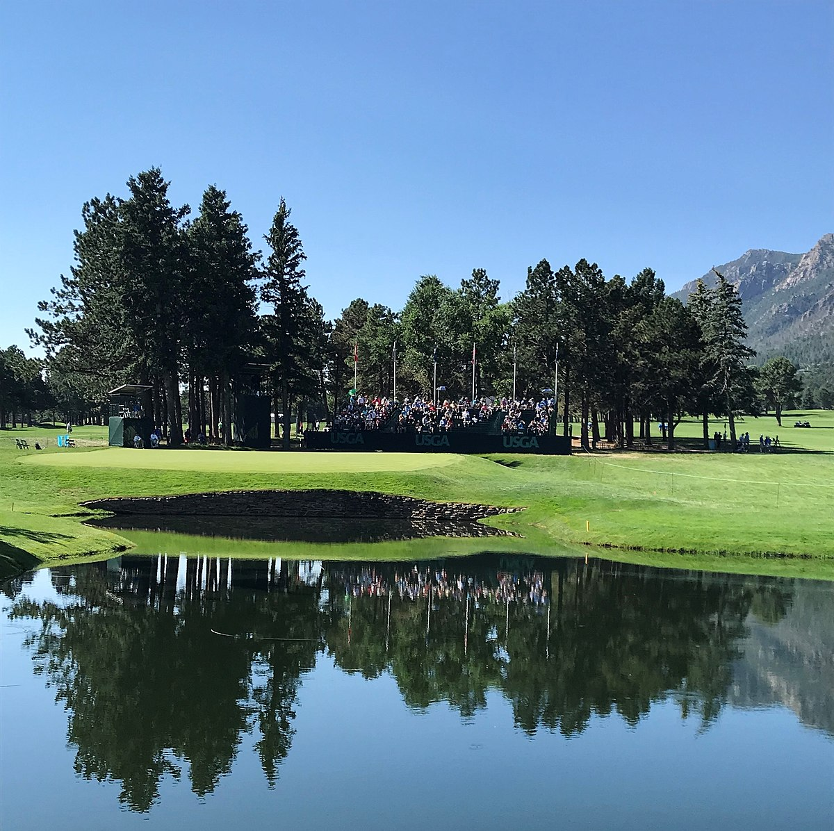 golf course broadmoor club east courses colorado springs wikipedia