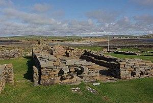 Scandinavian Scotland - Brough of Birsay
