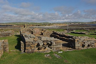 Scandinavian Scotland - Brough of Birsay