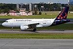 Brussels Airlines, OO-SSF, Airbus A319-111 (29905058165) (2).jpg