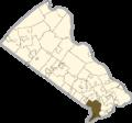 Bucks county - Bensalem Township.png