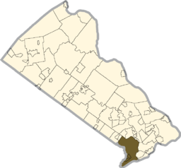 Bucks county - Bensalem Township.png