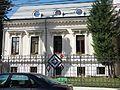 Bucuresti, Romania, Casa pe Str. Frumoasa nr. 39, sect. 1 (detaliu 3).JPG
