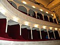 Bucuresti, Romania. Teatrul ODEON. Interior, balcoane. 2 Martie 2018.jpg