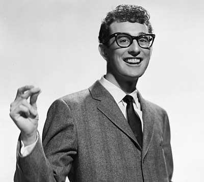 Picture of a band or musician: Buddy Holly