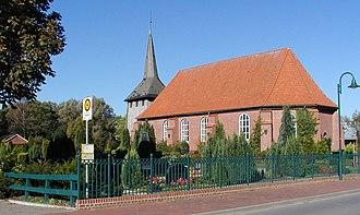 Bülkau - Lutheran St. John the Baptist Church in Bülkau.