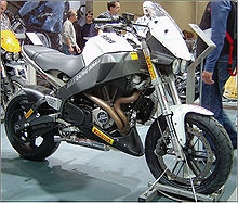 A Club Racing Version Of The Buell Ulysses XB12X