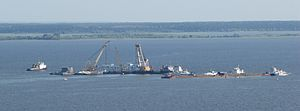 Bulgaria (ship) - Rescue of Bulgaria on 17 July 2011