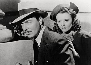 Bulldog Drummond's Bride - John Howard and Heather Angel