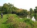 Burghfield Mill Winding Hole - geograph.org.uk - 1150425.jpg
