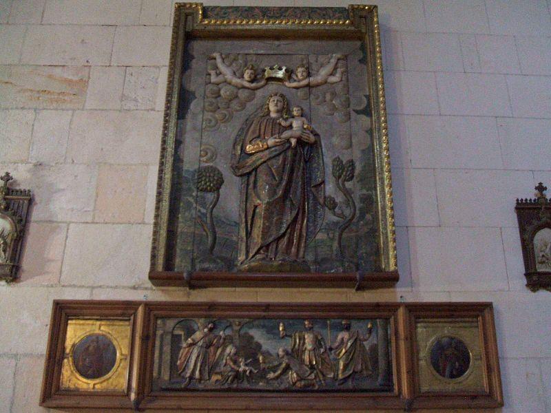 Burgos - Iglesia de Santa Águeda (o de Santa Gadea) 05.JPG