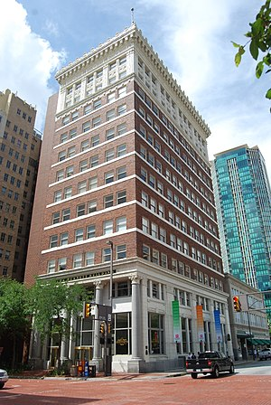 Burk Burnett Building - Image: Burk Burnett Building, 500 Main Street, Fort Worth, Texas