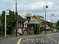 Bus Stop at Westcott, Surrey - geograph.org.uk - 1405329.jpg
