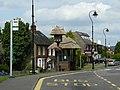 Bus Stop at Westcott, Surrey - geograph.org.uk - 1405329.jpg