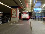 Bus stop of Beijing Capital International Airport T1.jpg