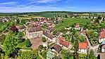 Buthiers, le château et le village.jpg