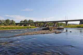 Bystrytsia (river)