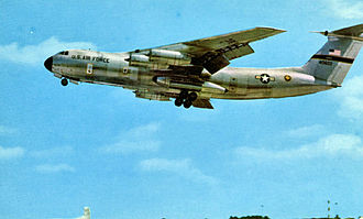Military Airlift Command - Image: C 141 64 0622 438maw 1966