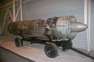 Orenda Iroquois - Orenda Iroquois at the Canada Aviation Museum in Ottawa.