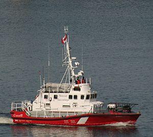 Arun-class lifeboat - CCGS ''Sambro''