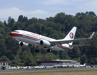 China Eastern Airlines - China Eastern Airlines Boeing 737-700